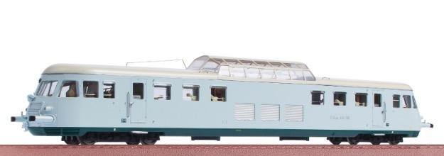 OS.KAR 2014 - FS automotrice diesel ALTn 444.3001 Belvedere,ed. limitata e numerata con libro, ep.III