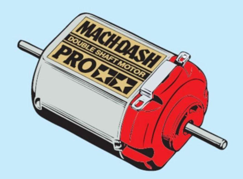 15433 MOTORE MACH DASH PRO