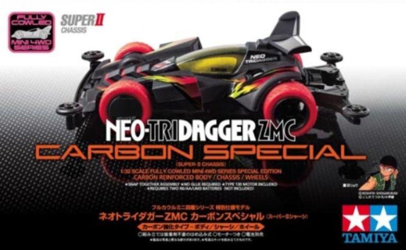 95508 NEO-TRIDAGGER ZMC Carbon Special SuperII
