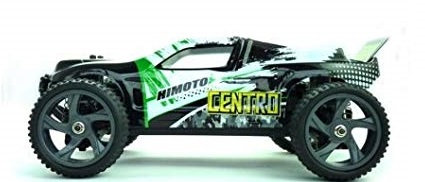 E18XT Truggy W/2.4G Remote Brushless Version 1/18 Scale RTR 4WD