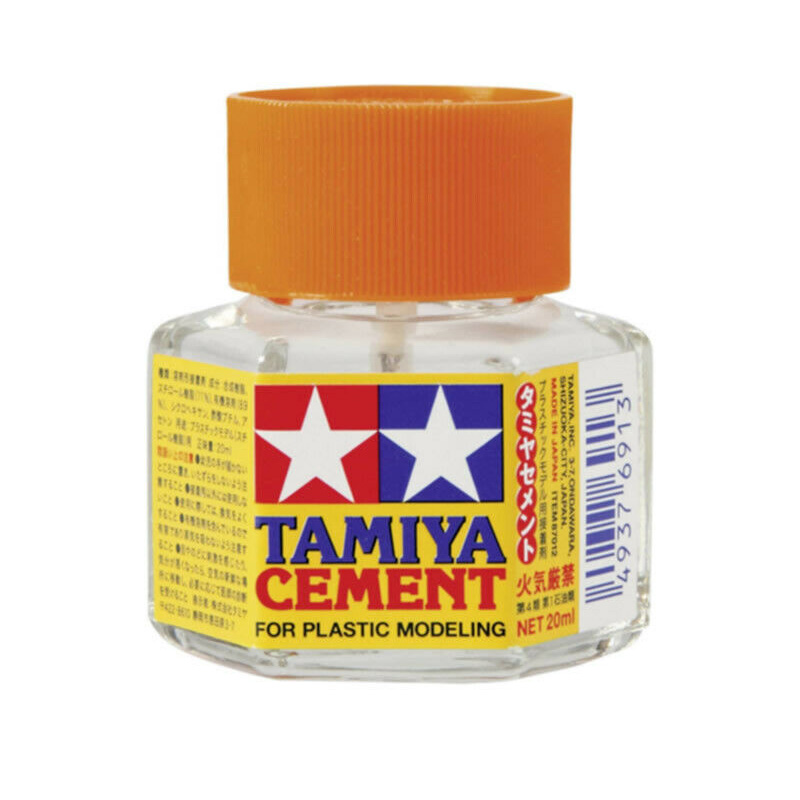 Tamiya Colla Cement liquida 20ml